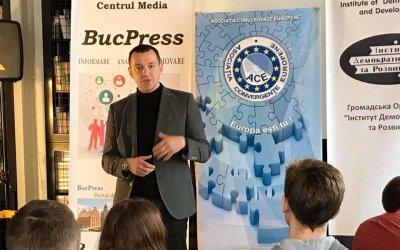 INTERVIU cu  Marin Gherman, despre situația presei românești din Ucraina