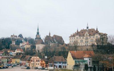 #Concurs | Adriana Davidov – România din biblioteca mea